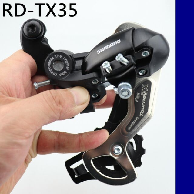 Shimano Tourney TX35 7s 8s Speed MTB Bike Rear Derailleur Bicycle US