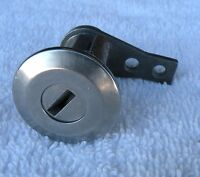 THUNDERBIRD FORD CHROME EXTERIOR DOOR LOCK LEFT RIGHT TBIRD 1961-1963 61-63 OEM