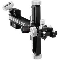Sure Loc Challenger 400 Target Bow Sight 6 Extension Right Hand