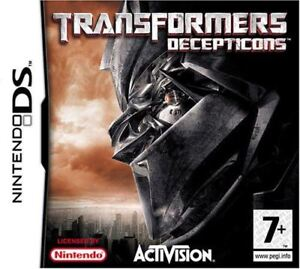 Transformers-Deceptions-Nintendo-DS-CART-ONLY