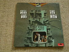The Who Sell Out 2 Disques  LP washed /gewaschen - Gatefoldcover