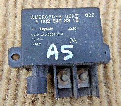 Mercedes W211 E Class Battery Control Unit High Current Relay 0025423819 CLS