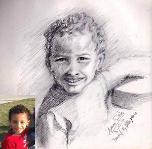 Custom-portrait-from-your-photo-pencil-drawing-pastel-signed-original