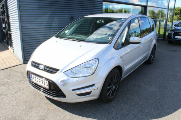 Ford S-MAX 2,0 TDCi 163 Collection - billede 1