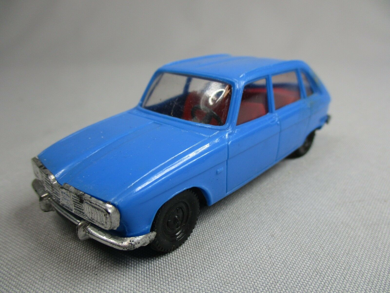 Ai150 renault 16 r16 injectaplastic bluee 1 43