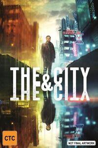 The-City-amp-The-City-DVD-NEW-Region-4-Australia