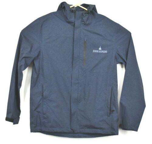 New 32 Degrees Cool Mens Zip Up Lightweight Johns Hopkins University Wind Jacket