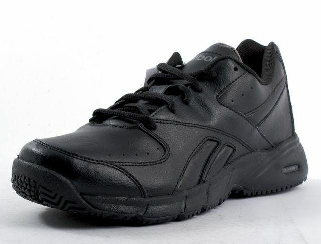 Reebok Time and a Half III Leder Sportschuhe Sneaker black Gr.36 150169 Neu2