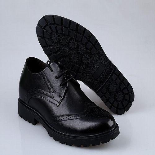 Men/'s Wing Tip Robe Taller Richelieu à chaussures Ascenseur Hauteur Augmentation 2.75 Inc N9