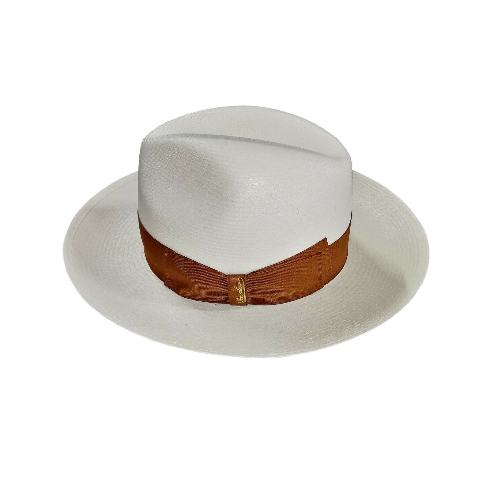 e1c7bc321682e9 Details about Hat Man Borsalino 140340 Panama Fine 100% Straw Made in Italy
