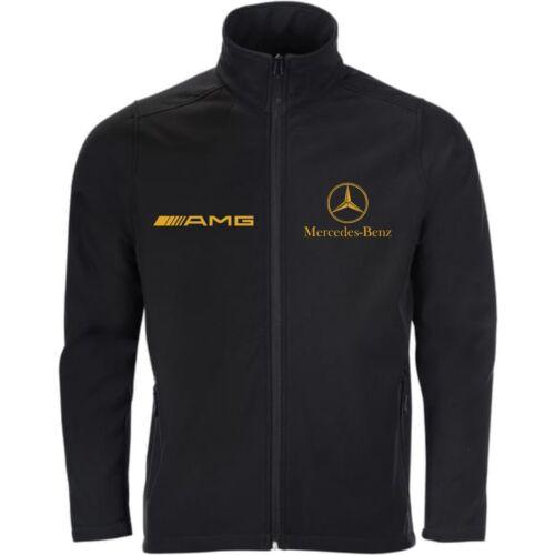 Benz AMG Gold Edition 2019 Jacke Softshell F1 Petronas DTM Mercedes