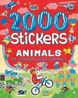 2000 Stickers Animals: 36 Wild and Wacky Activities! by Ben Hubbard (Paperback / softback, 2016)