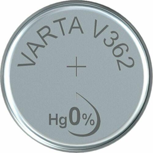 VARTA Knopfzelle Vxx 1,5V V321 V341 V344 V361 V364 V371 V377 V381 V389 V392 V396