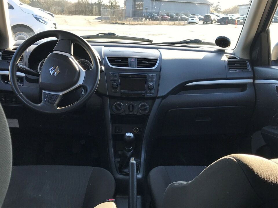 Suzuki Swift, 1,2 GL ECO+, Benzin