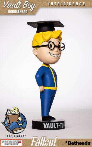 Figurine intelligence Bobblehead Fallout 4 Vault boy neuf en boite bethesda