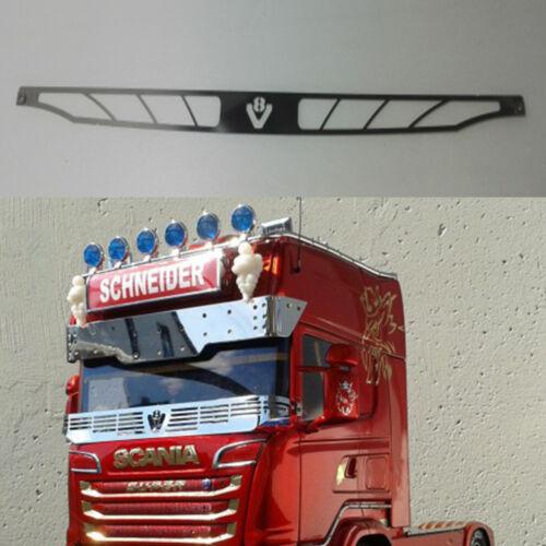 Metall Schutzgitter Front Grille für 1//14 Tamiya Scania 620 470 56323 RC Truck