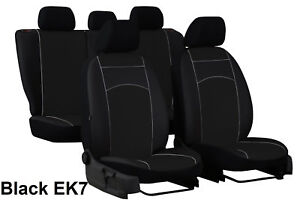 VAUXHALL-ASTRA-H-Mk5-5-Door-2004-2013-ECO-LEATHER-SEAT-COVERS-MADE-TO-MEASURE