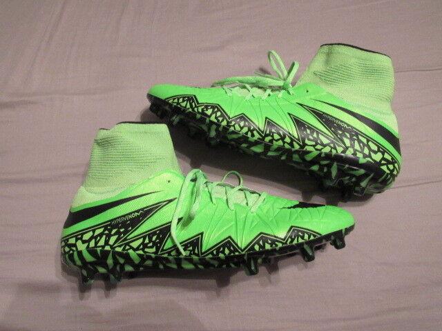 uk availability 4cf62 d5cc6 Nike Hypervenom Phantom II FG Firm Ground Soccer Cleats 747213 307 8 for  sale online   eBay