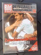 WM Klassikersammlung 18 Vorrunde 1982 Deutschland vs Spanien DVD + Heft