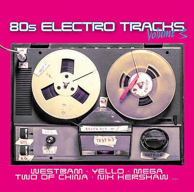 CD 80s Electro Tracks Vol.3 von Various Artists   eBay
