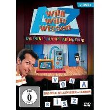 """WILLI WILLS WISSEN """"VON A-Z DAS WILLI..."""" 2 DVD NEU"""