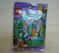 Lego Friends 41042 Series 4 Tiger's Beautiful Temple Poly Bag From 2014