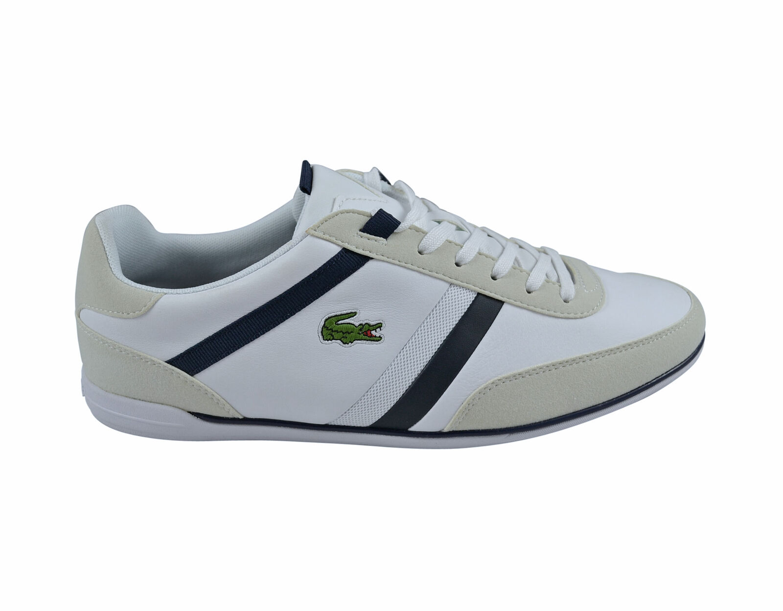 Lacoste white Giron 116 1 SPM white Lacoste Schuhe/Sneaker weiß 8295b8