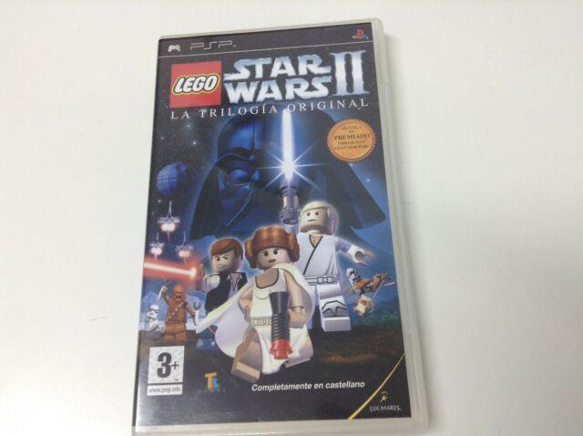 LEGO STAR WARS II LA TRILOGIA ORIGINAL. Pal España  . Envio Certificado . Paypal