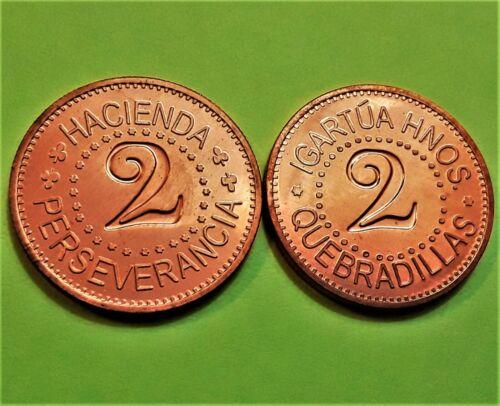 HACIENDA Cafe PERSEVERANCIA 2 ALMUD IGARTUA Hno Quebradillas Puerto Rico $725.00