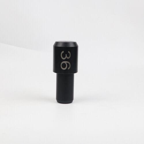 Öldichtungswerkzeug Für Rockshox Staub der Vordergabel Langlebig Schwarz Heiß