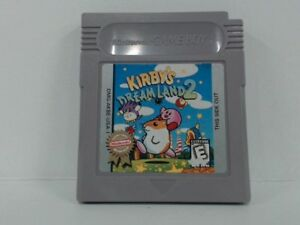 KIRBY-039-S-DREAM-LAND-2-GAMEBOY-COLOR-GOOD