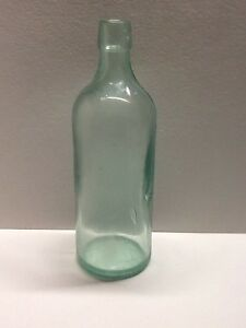 Antique Aqua Dr. S. B. H & Co. Bottle. Vintage Home Decor. | eBay
