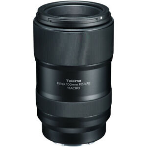 New-Tokina-FiRIN-100mm-f-2-8-FE-Macro-Lens-for-Sony-E-Full-Frame-Digital-Camera