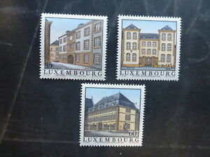 1994-LUXEMBOURG-FORMER-REFUGEES-SET-3-MINT-STAMPS-MNH