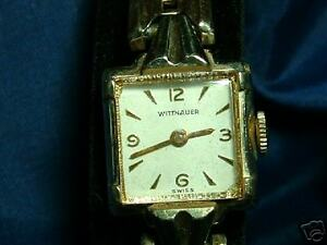 Wittnauer Watch Value >> Details About Ladies Vintage Wittnauer Watch Beautiful