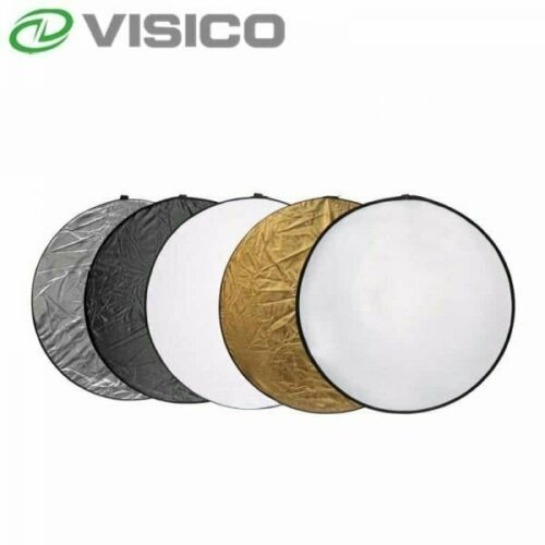 Visico 56cm 5in1 photography studio LIGHT Mulit Colapsible DISC Reflector