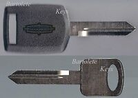 Replacement Key Blank For 2011 2012 2013 Lincoln Town Car