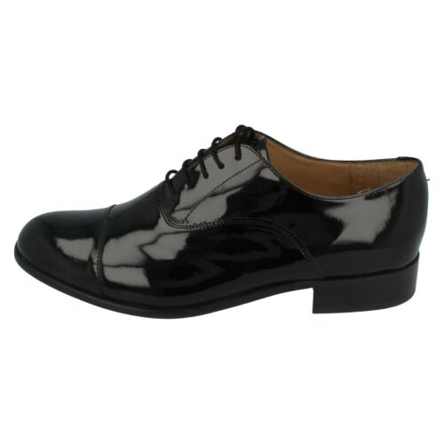 vernice Fitting Scarpa formale Mens Thomas Blunt nera Lace Up Paddington G z1fwgqSaB