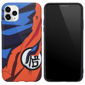 DRAGON-BALL-Z-SON-GOKU-Case-Cover-For-Apple-iPhone-11-Pro-Max-XR-XS-X-8-7-Plus