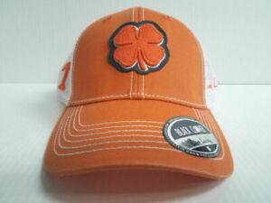 fa494716c Tennessee Vols Black Clover Cap Lucky Mesh 2t Vintage Adjustable Golf Hat