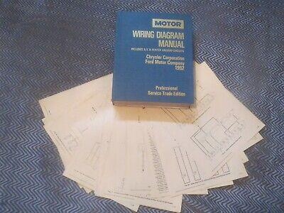 1992 chrysler dodge shadow sundance wiring diagrams schematics set | ebay  ebay