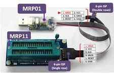 MRA01-USB AVR Programmer Set (ISP & Adapter) for AT(mega, tiny & 90)! mkII clone