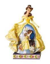 Disney Traditionale 4010021 Belle Szene Neu&in Box