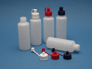75ml-Flasche-Liquidflaschen-Kunststoff-Flasche-mit-Tuelle-PE-Dosierflasche