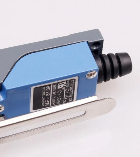 ME-8108 réglable levier à galet Arm Limit Switch NC-NO CNC Mill Router