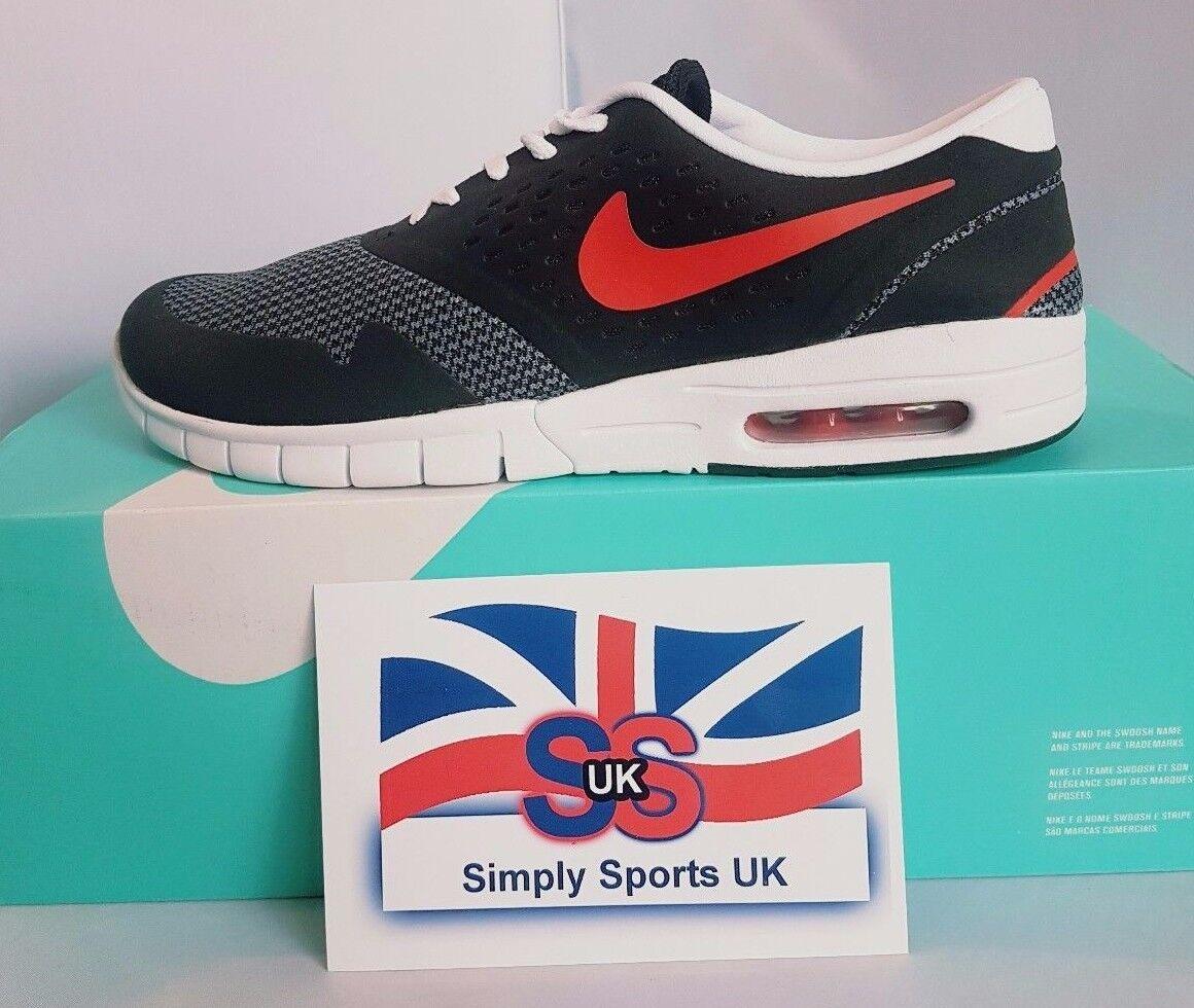 Nike SB Eric Koston 2 Max Skate [631047 060] Auténticas Negro nos 8 2018 Auténticas 060] 8cd9f8