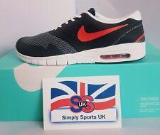 Nike SB Eric Koston 2 Max SKATE [631047 060] Black UK 7 US 8 100% Authentic