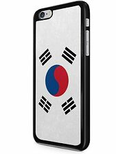 Country Flag Iphone 6/7 case cover Korea (South Korea)