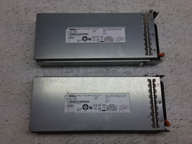 Lot of 2 Dell A930P-00 PowerEdge 930W Hot Swap Power Supply Module 0U8947