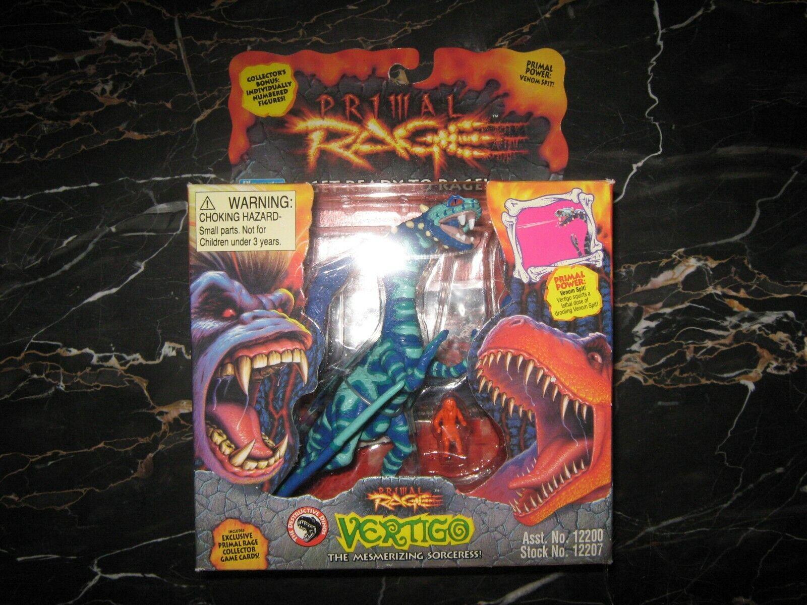 Jugarmates Primal Rage vértigo M.i.p.